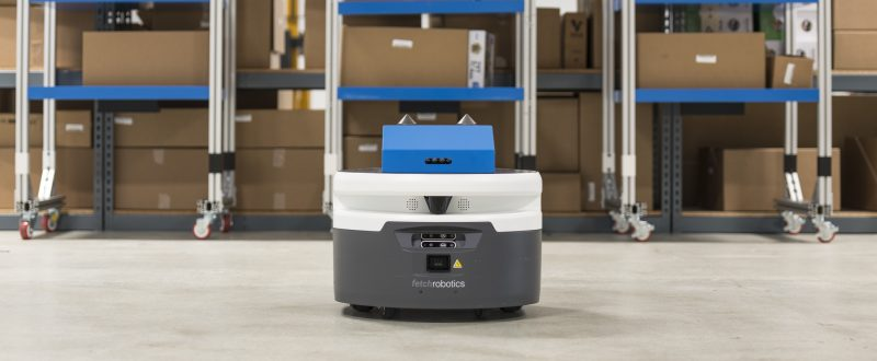 Fetch Robotics Expands Autonomous Mobile Robot Fleet