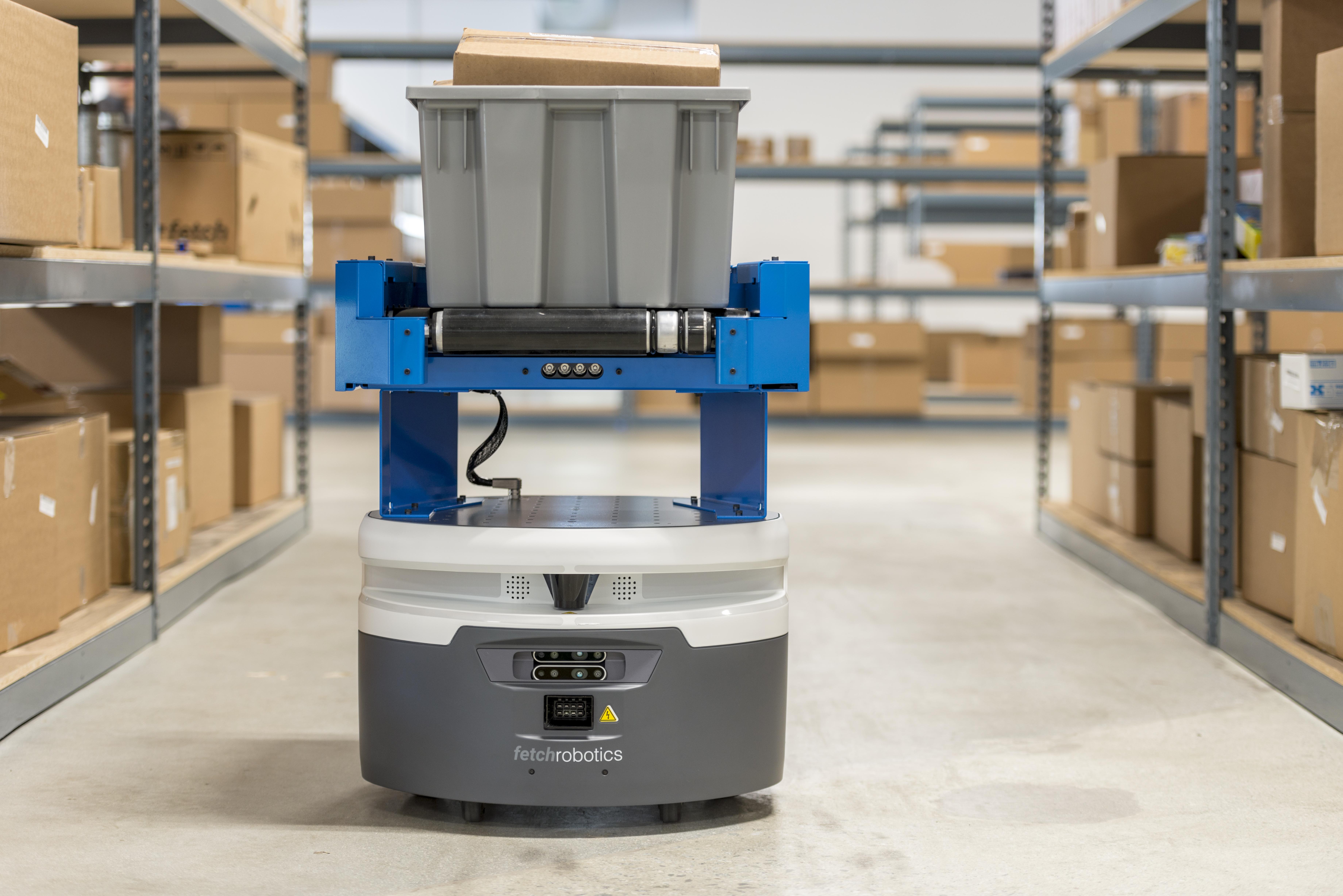 What are Autonomous Mobile Robots (AMRs)?