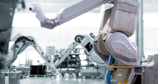 EQUIPPED FOR THE INDUSTRY 4.0 ENVIRONMENT – Dürr